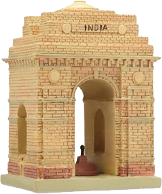Delhi Address - India Gate